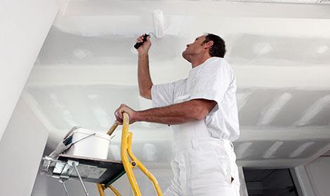 schilderen muur